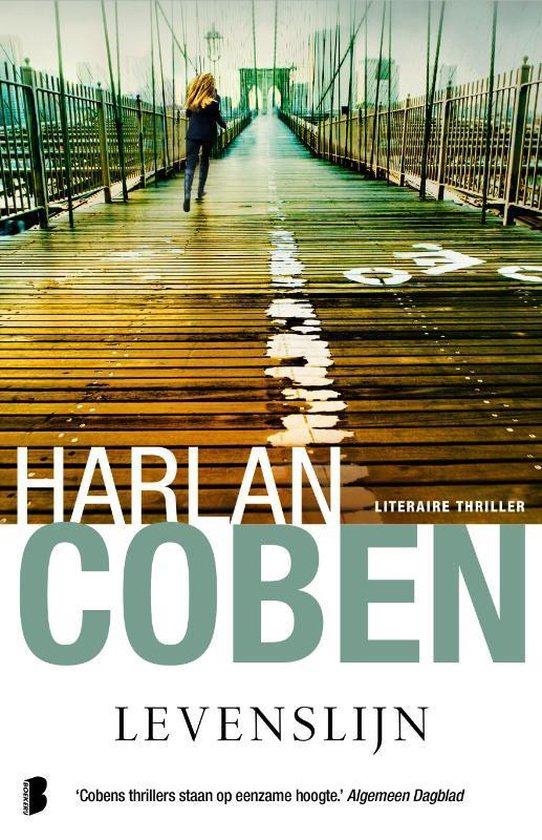 Levenslijn - Harlan Coben | Readingchampions.org.uk