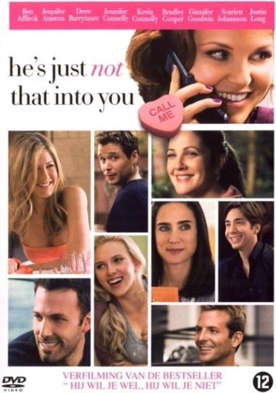 Cover van de film 'He's Just Not That Into You'