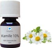 Kamille Olie 10% - 10ml Rooms Kamille Etherische Olie