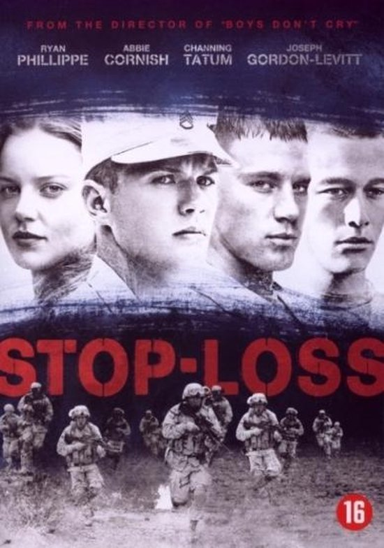 Cover van de film 'Stop Loss'