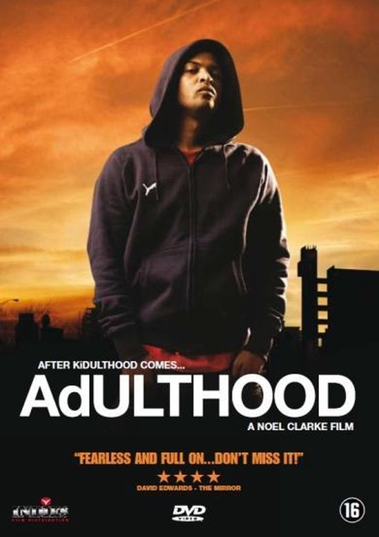 Cover van de film 'Adulthood'