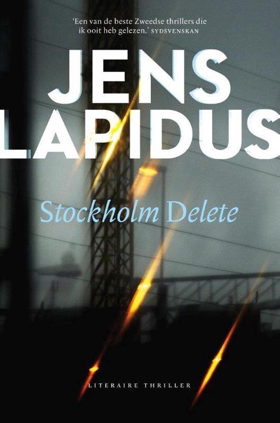 Stockholm delete - Jens Lapidus   Fthsonline.com