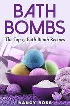 Bath Bombs: The Top 15 Bath Bomb Recipes