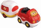 VTech Toet Toet Auto's Cabrio & Caravan - Speelfiguren