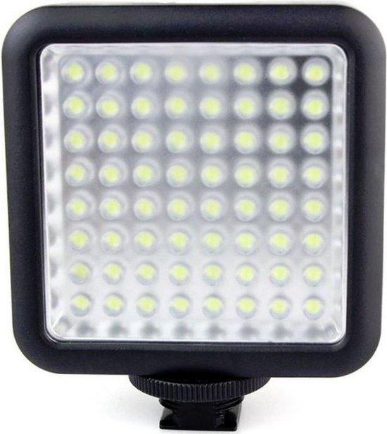 Godox LED64 Macroflits Zwart