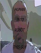 Omslag Human Into Robot