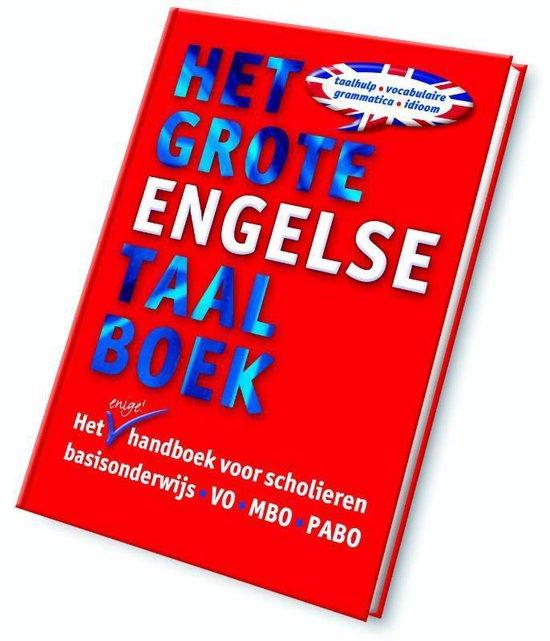 Het Grote Engelse Taalboek  -   Het Grote Engelse Taalboek
