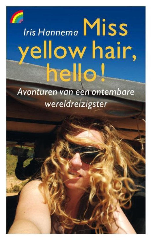 Miss yellow hair, hello! - Iris Hannema |