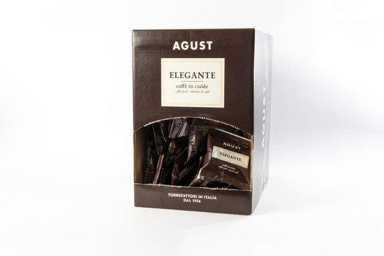 Caffè Agust ESE Pods 44mm espresso Elegante mono verpakking (150 stuks)