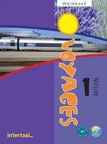Voyages - nieuw 1 werkboek + online MP3