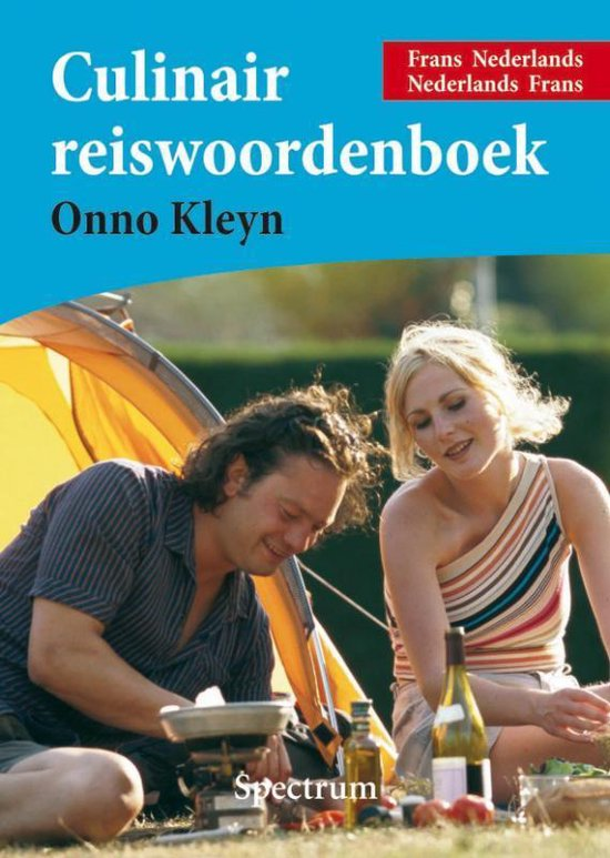 Culinair Reiswoordenboek - O.H. Kleyn pdf epub