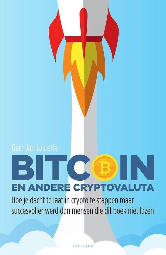 Boek cover Bitcoin en andere cryptovaluta van Gert-Jan Lasterie (Paperback)
