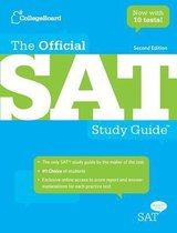Boek cover The Official SAT Study Guide van The College Board