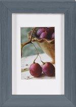 Fotolijst - Henzo - Deco - Fotomaat 10x15 cm - Blauw