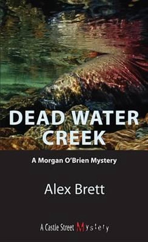 Omslag van Dead Water Creek