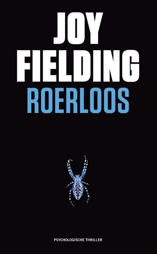 Roerloos - Joy Fielding |