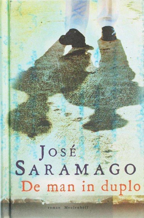 De man in duplo - Jose Saramago |
