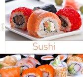 Sushi en sashimi