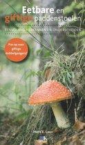 Boek cover Eetbare en giftige paddenstoelen van Hans E. Laux (Paperback)