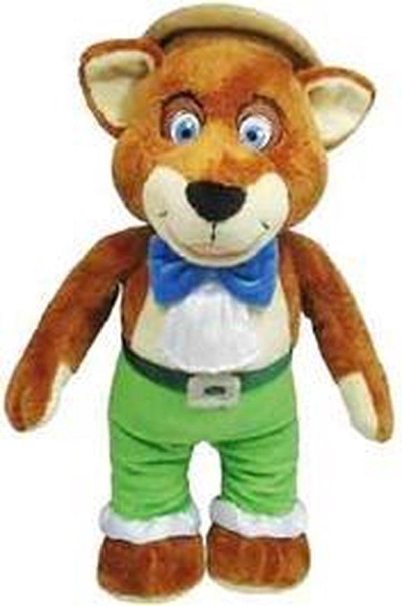 Vipo kleine Vincent Fox - knuffel vos - 20cm