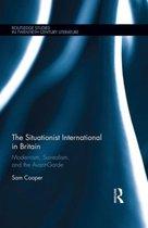 Boek cover The Situationist International in Britain van Sam Cooper