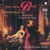 Bach: Brandenburgische Konzerte / Piano Duo Trenkner-Speidel