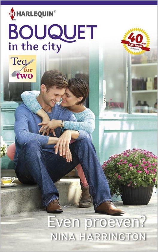 Even proeven? - Bouquet In the city 369B - Nina Harrington |