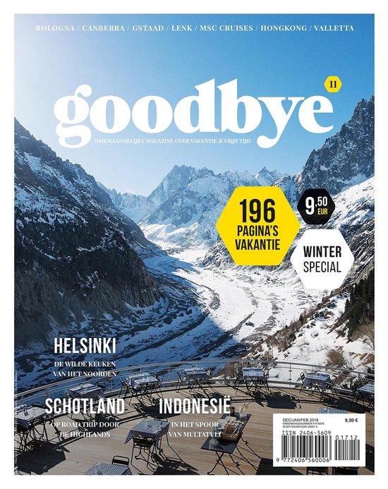 Goodbye magazine #11