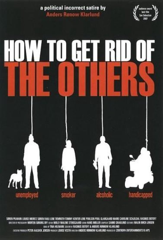 Cover van de film 'How To Get Rid Of The Others'
