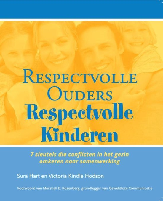 Boek cover Respectvolle ouders, respectvolle kinderen van Sura Hart (Paperback)