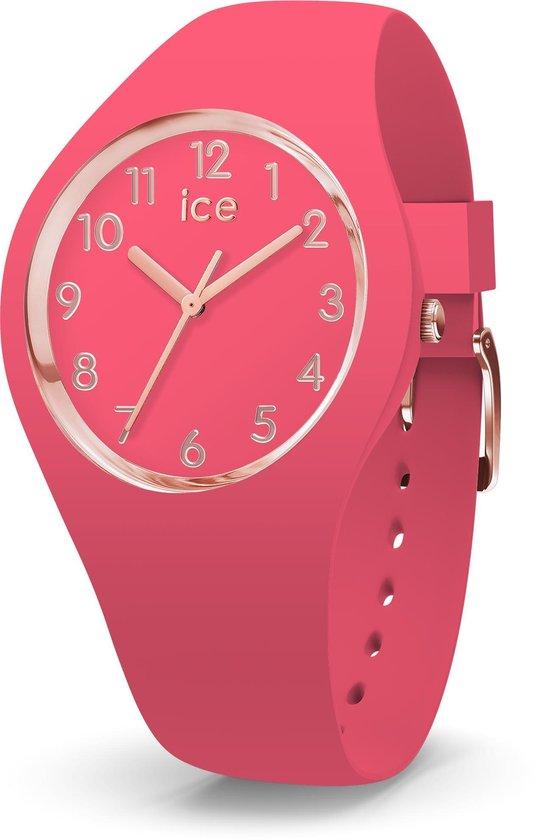 Ice Watch IW015331 Horloge – Siliconen – Rood – Ø 34mm