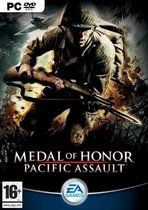 Medal Of Honor: Pacific Assault - Windows