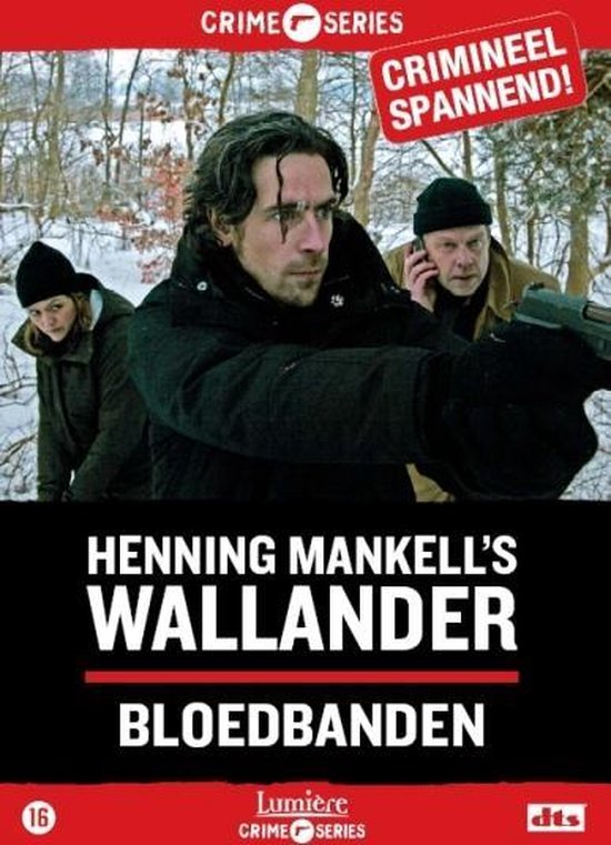 Cover van de film 'Wallander'