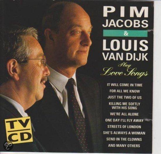 Pim Jacobs & Louis van Dijk  - Play Love Songs