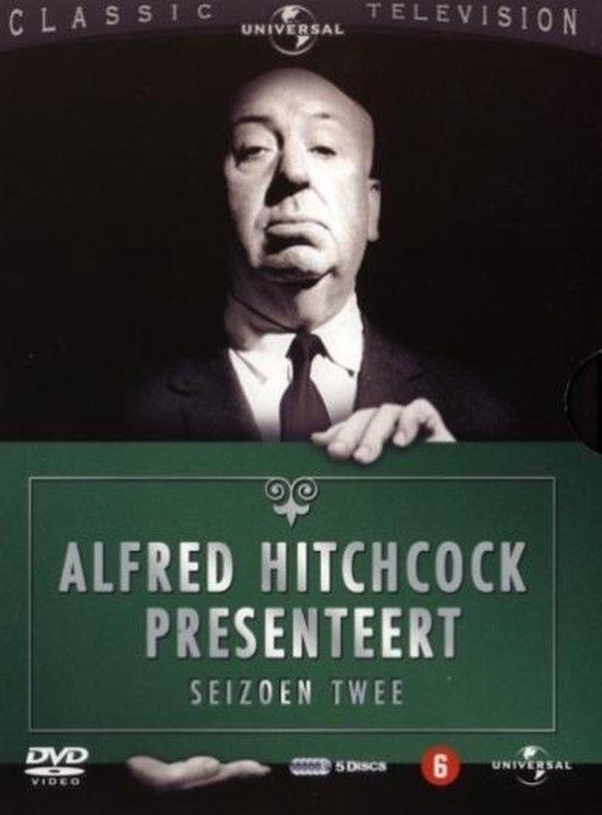 Cover van de film 'Alfred Hitchcock Presenteert'