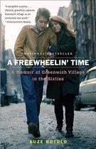 Boek cover A Freewheelin Time van Suze Rotolo