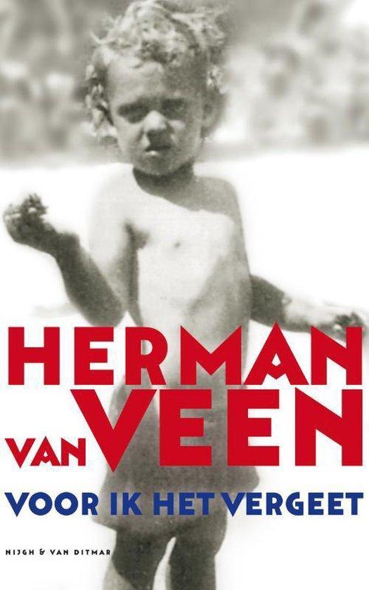 Voor ik het vergeet - Herman van Veen |