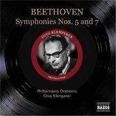 Beethoven: Symphonies 5+7