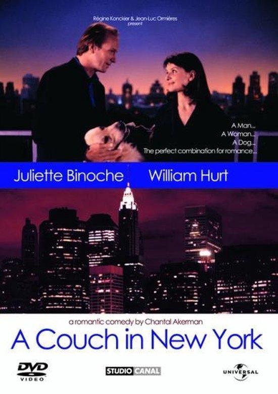 Cover van de film 'A Couch In New York'