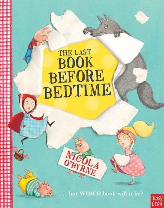 Boek cover The Last Book Before Bedtime van Nicola OByrne (Paperback)