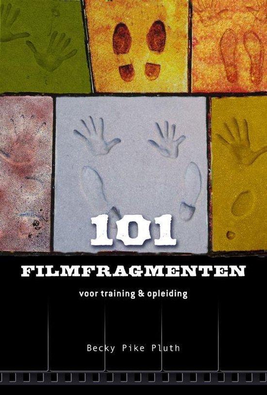 Cover van het boek '101 Filmfragmenten' van B. Pike Pluth