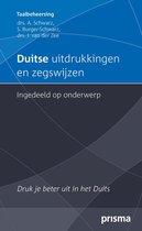 Prisma uitdrukkingen en zegswijzen, ingedeeld op onderwerp  -   Duitse uitdrukkingen en zegswijzen ingedeeld op onderwerp