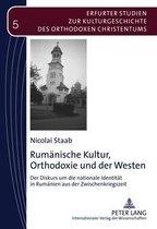 Rumanische Kultur, Orthodoxie Und Der Westen
