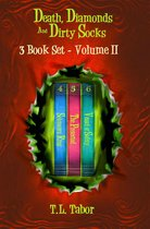Death, Diamonds, And Dirty Socks: 3 Book Set - Volume II