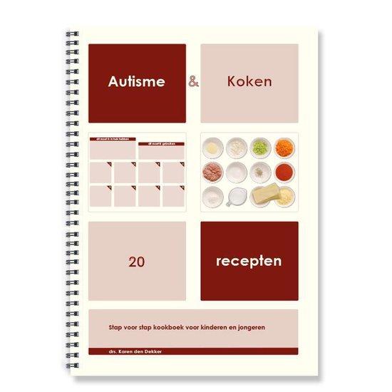 Autisme & Koken - Karen den Dekker |