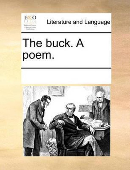 The Buck. a Poem