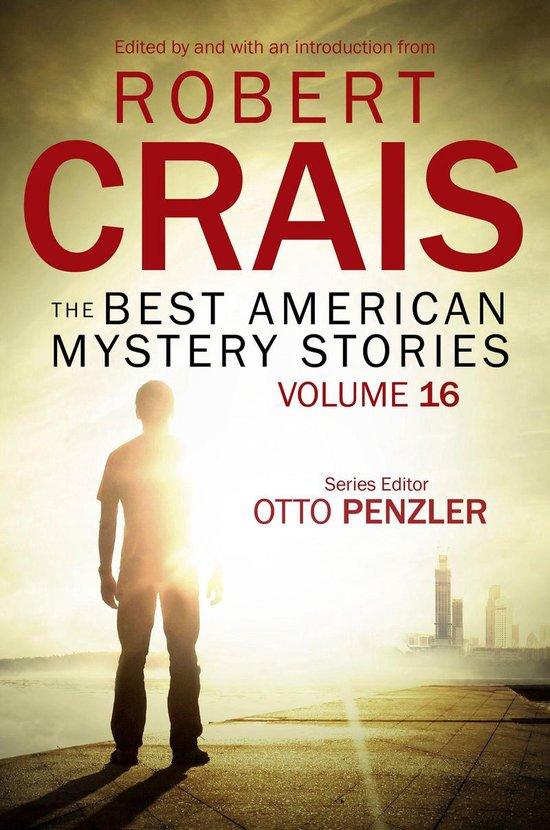 Omslag van The Best American Mystery Stories: Volume 16