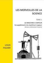LES MERVEILLES DE LA SCIENCE version illusrée