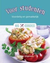Mini Kookboekje  -   Voor Studenten