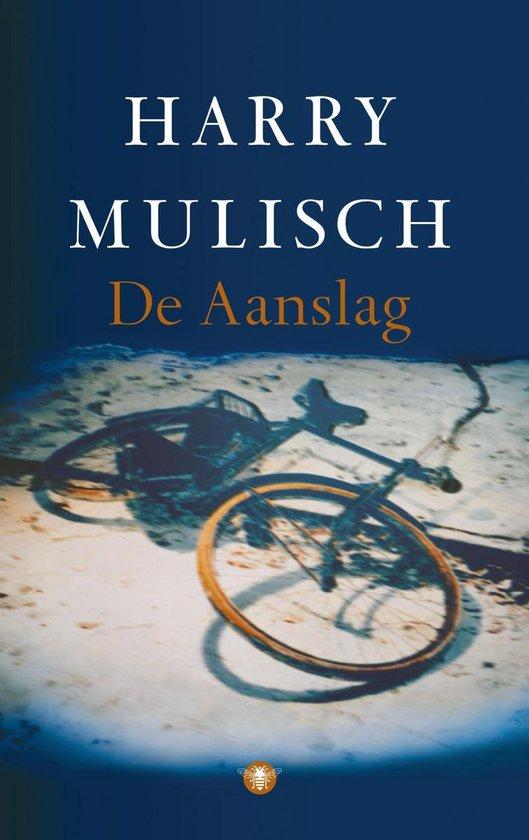 Boek cover De Aanslag van Harry Mulisch (Onbekend)